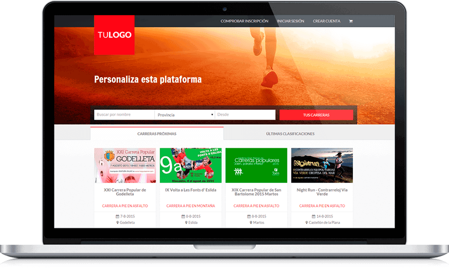 Plataforma Sportmaniacs