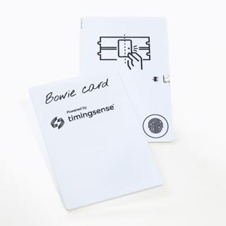 Bowie Card