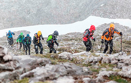 Trail Picos de Europa