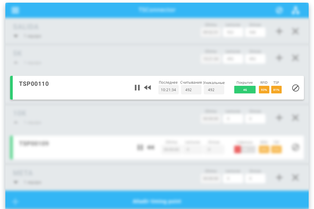 Автоматическая синхронизация с TSCloud