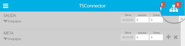 Conexión de equipos en local - Paso 1