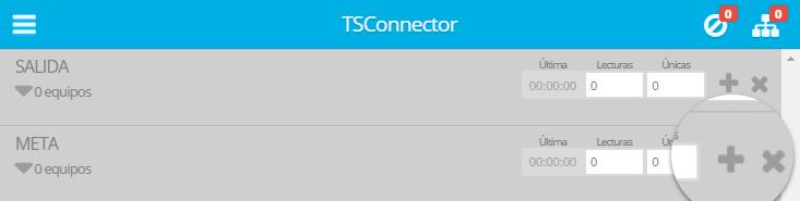 Conexión de equipos en local