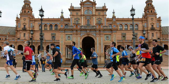 lugar para organizar un maraton