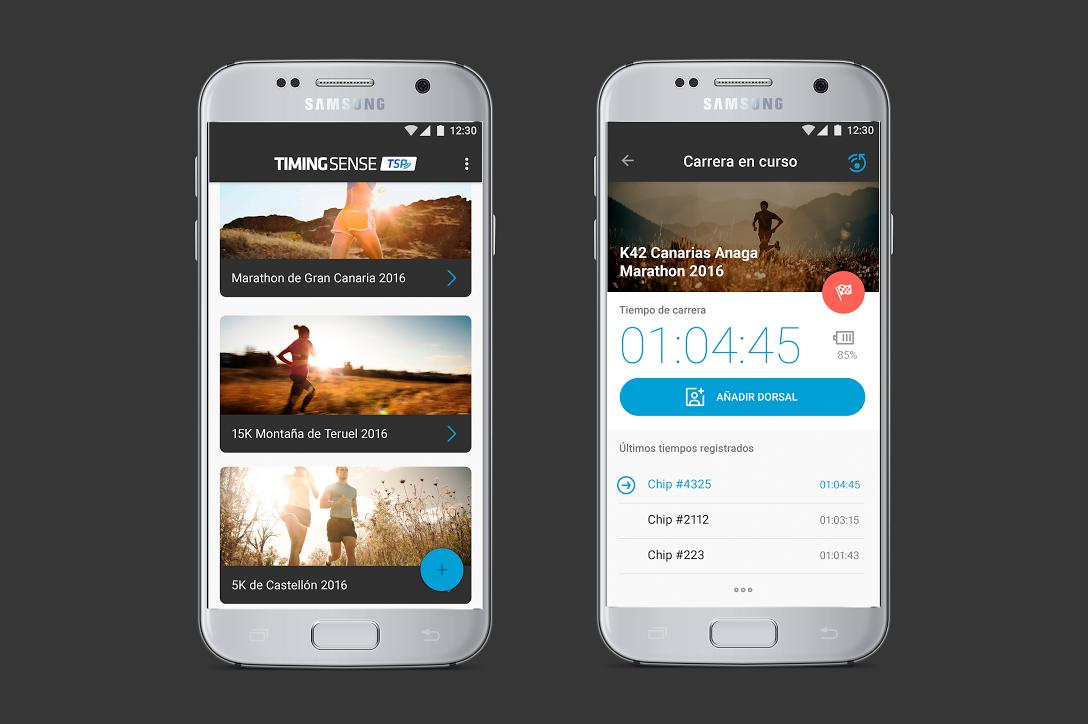 App timingsense portable