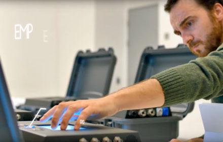 датчики для электронного спортивного хронометража