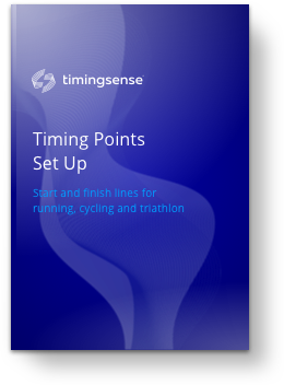 Timing Points Set Up Manual