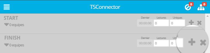 Connexion d'équipements en local