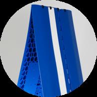 antena-plegable