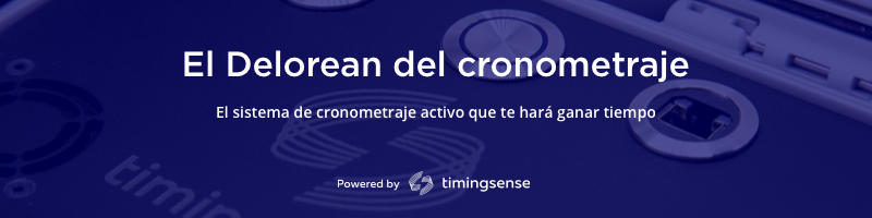 TSActive: sistema de cronometraje activo