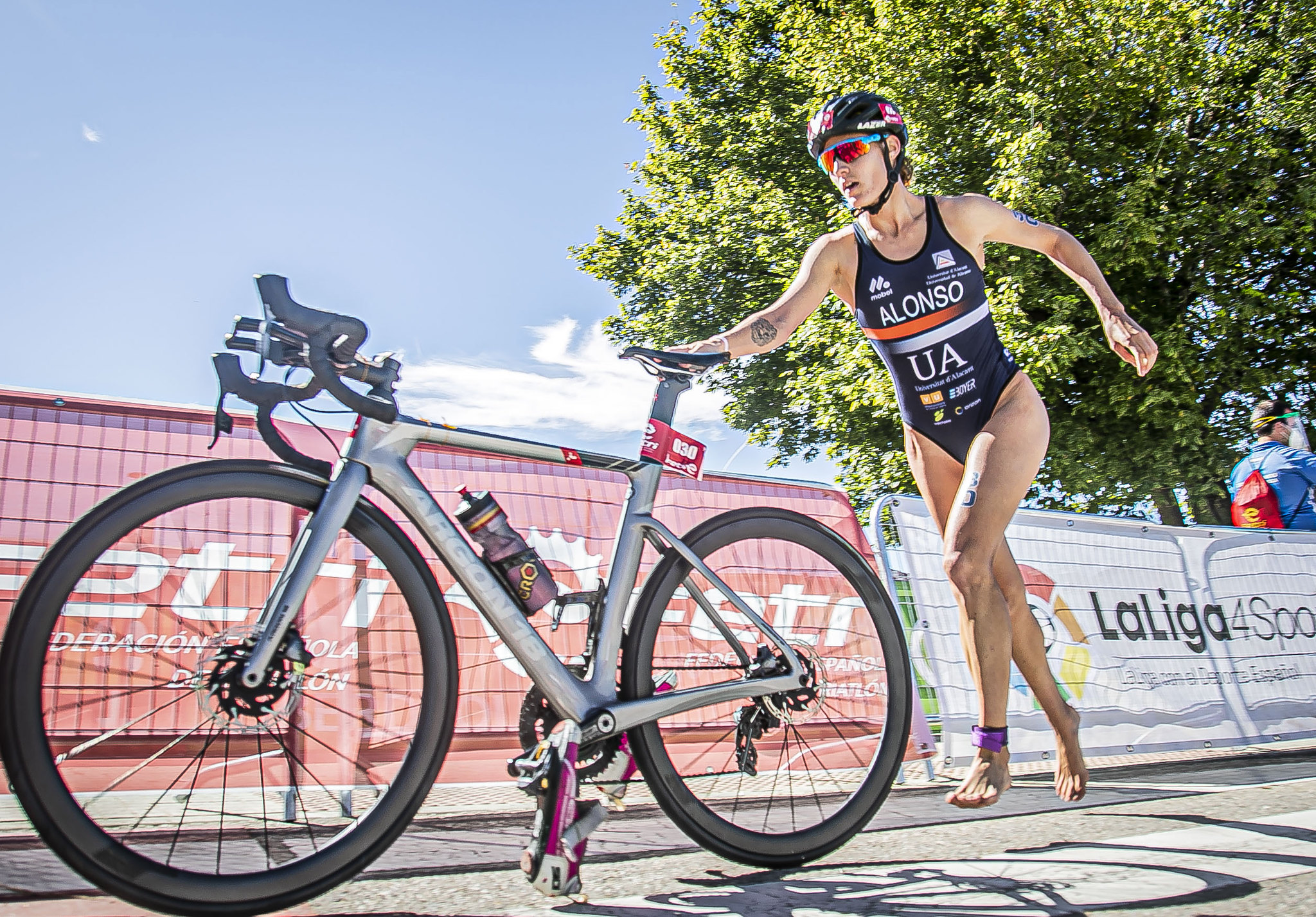 Triatlón de Pontevedra - Bike